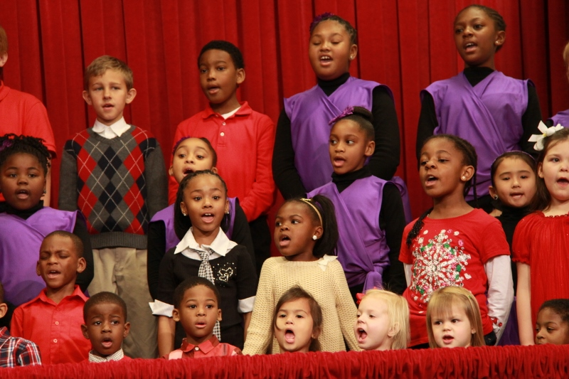 Kids Choir at Whole Life Ministries