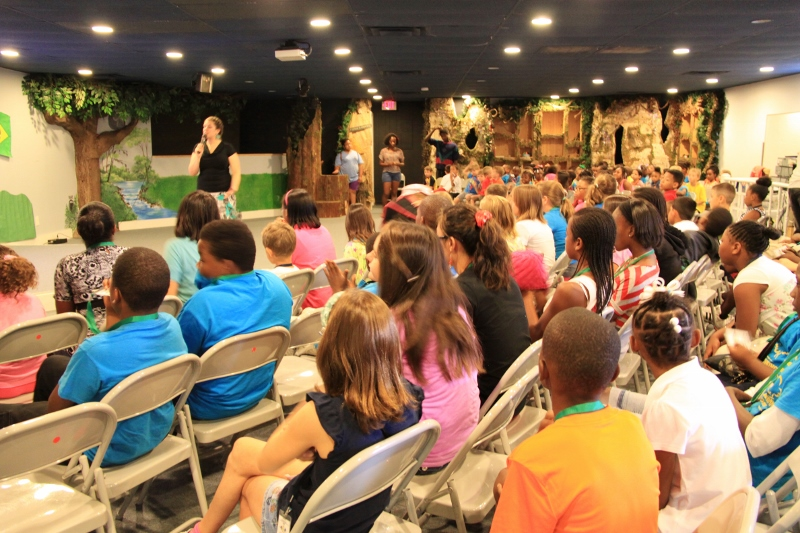 Kids Church at Whole Life Ministries